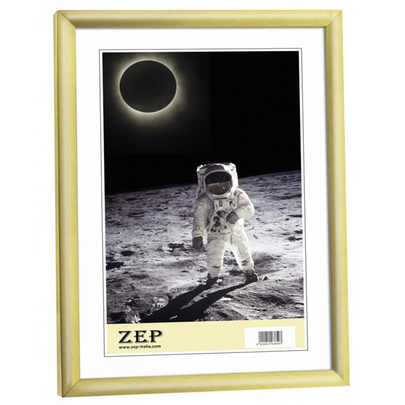 ZEP New Easy gold          10x15 Plastic Frame KG1