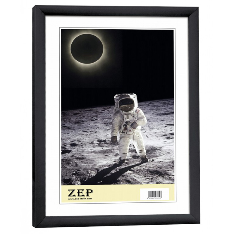 ZEP New Easy black         10x15 Plastic Frame KB1
