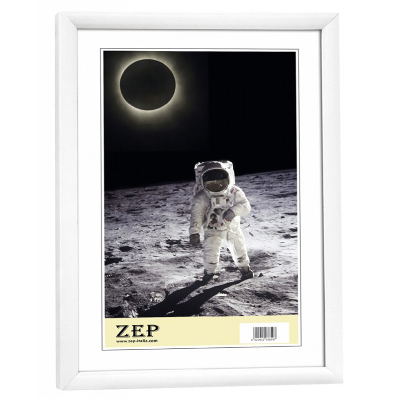 ZEP New Easy withe         10x15 Plastic Frame KW1
