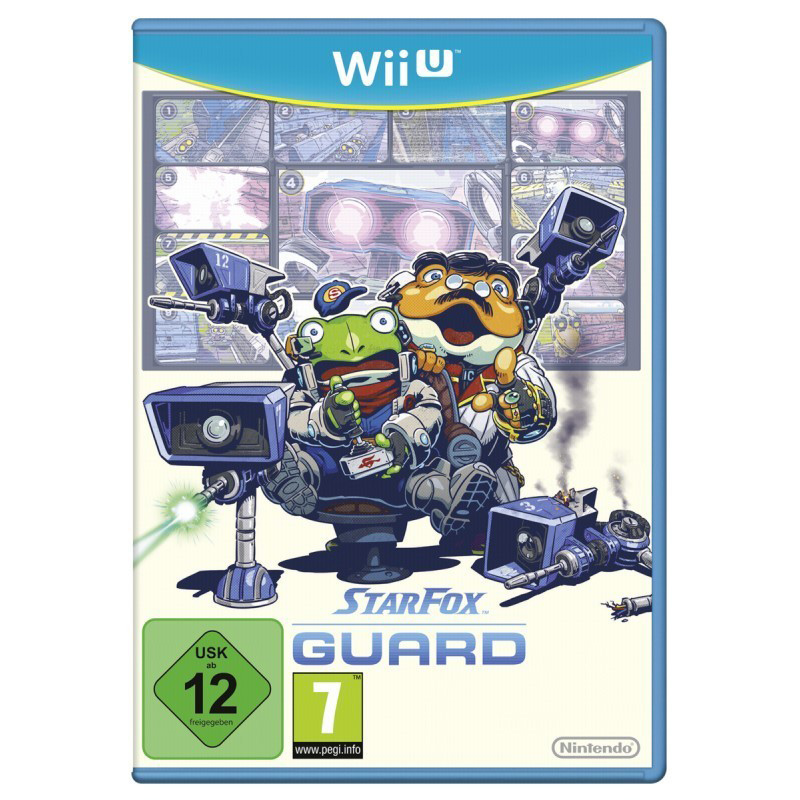 Nintendo Wii U Star Fox Zero Guard