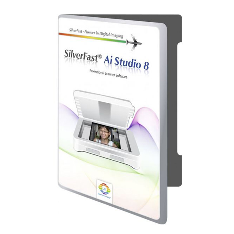 Reflecta SilverFast Ai Studio 8 incl. IT8 for RPS 10 M