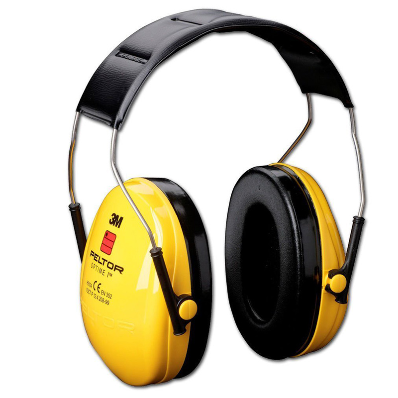 Peltor Optime I H510A Hearing Protection 27 dB yellow