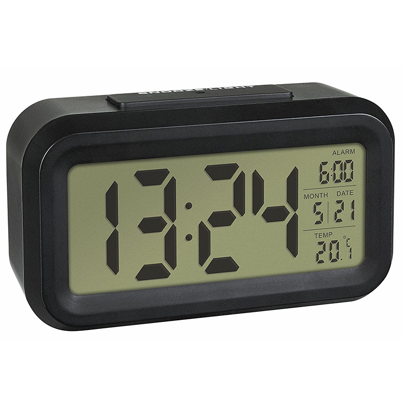 TFA 60.2018.01 Lumio Digital Alarm Clock