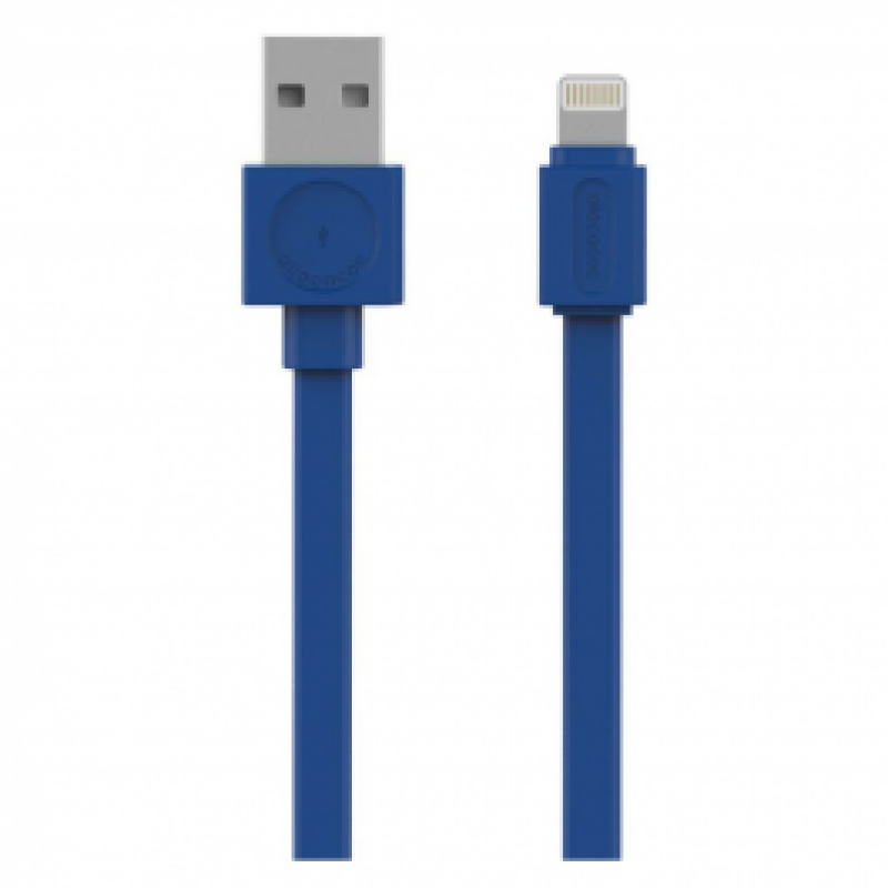 allocacoc USB Cable Lightning blue