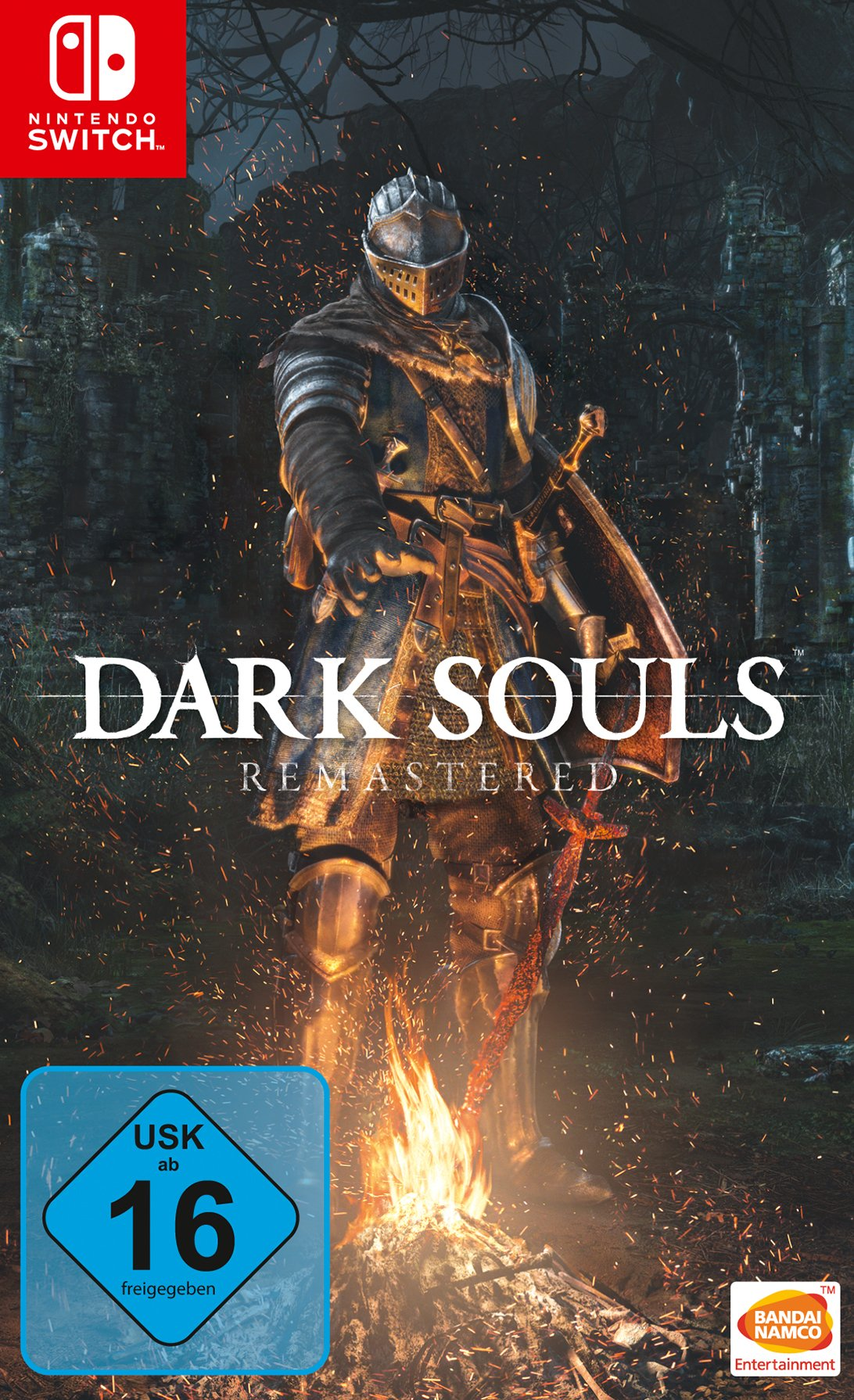 Nintendo Switch Dark Souls: Remastered USK 16