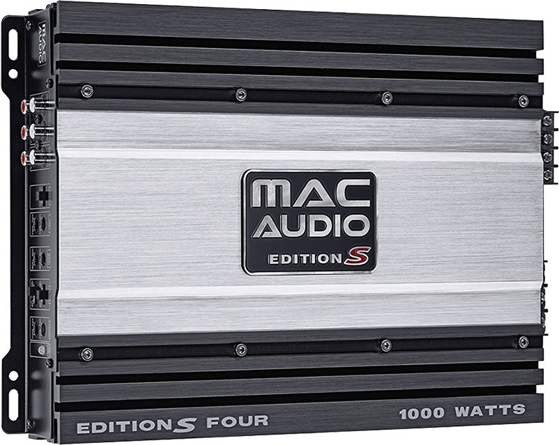 Mac Audio Edition S Four