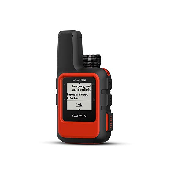 Garmin inReach Mini red