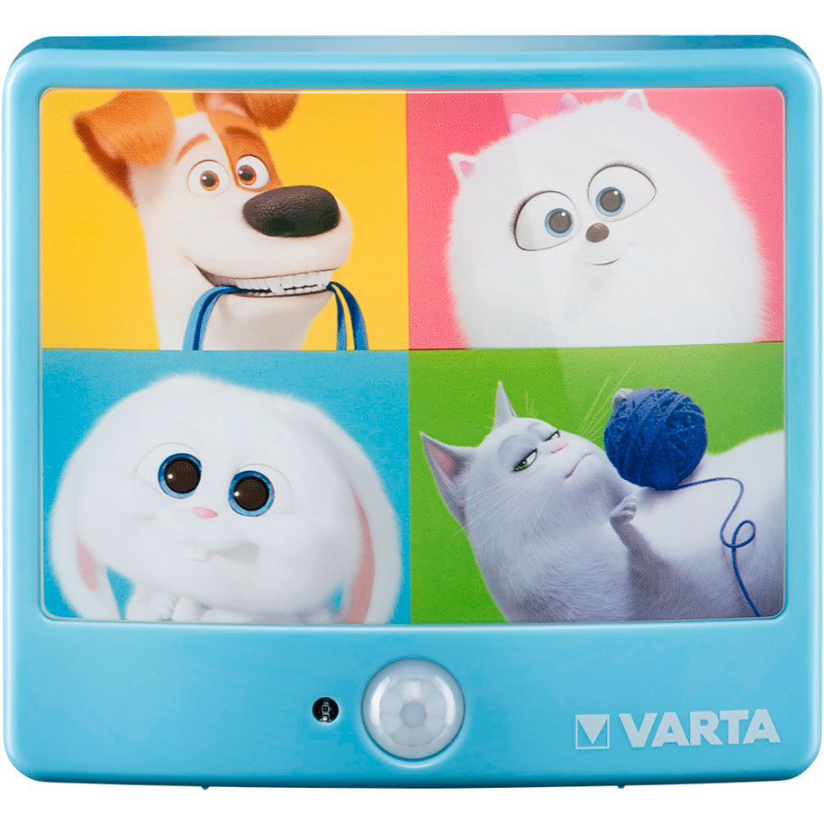 Varta Secret Life of Pets Moving Light