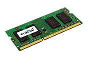 Crucial 2GB DDR3 1600 MT/s PC3-12800 / SODIMM 204pin  CL 11