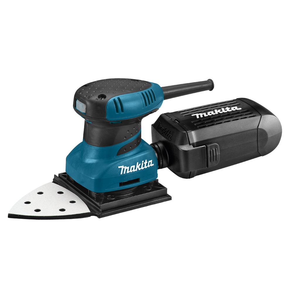 Makita BO4565K Triangular Extended Finishing Sander