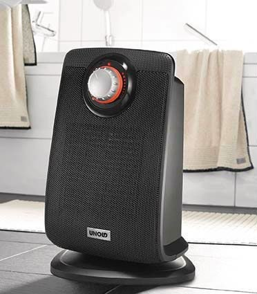 Unold 86445 Ceramic Heater Bathroom