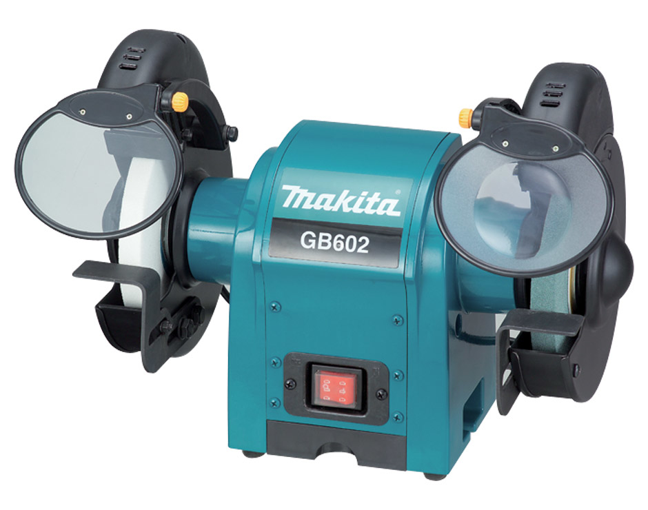 Makita GB602 Double Bench Grinder