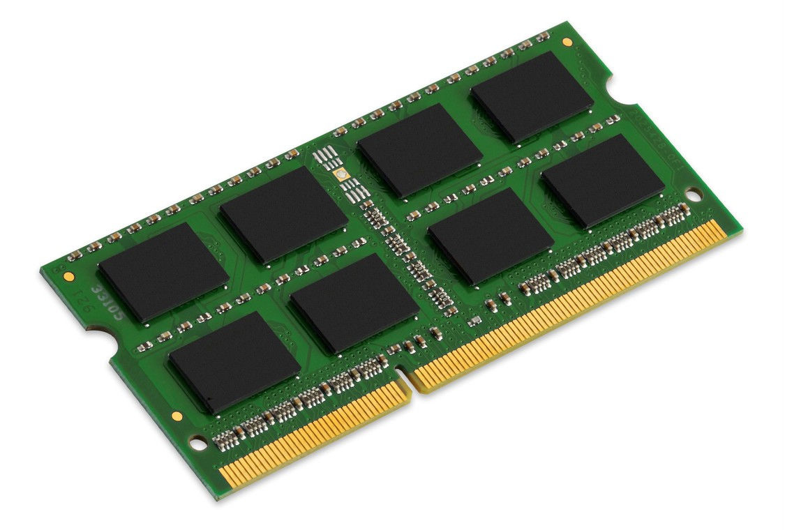 Kingston ValueRAM SO-DIMM 2 GB DDR3-1600 KVR16LS11S6/2, Low Voltage