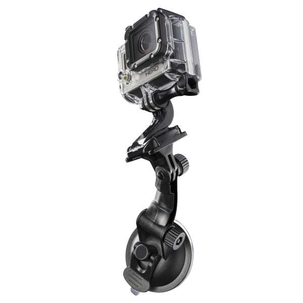 mantona suction cup mounting for GoPro