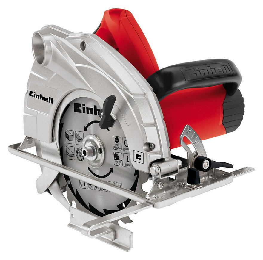 Einhell TC-CS 1400/1 Hand-Held Circular Saw
