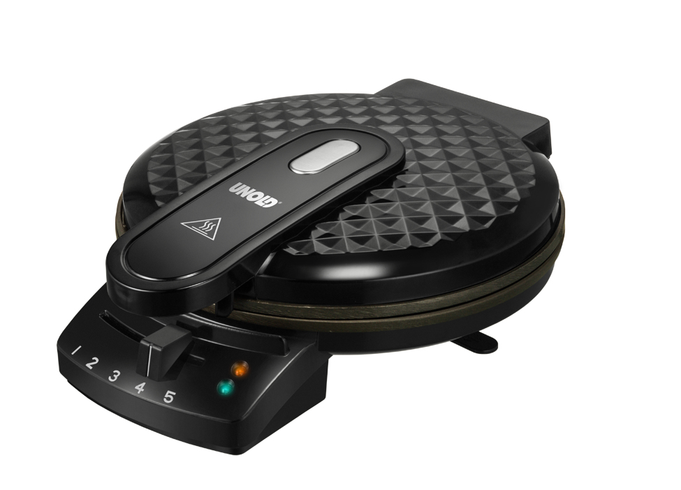 Unold 48235 Waffle Maker Diamant