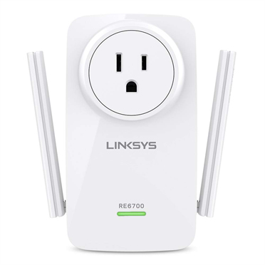 Linksys RE6700 AC1200 Dual-Band WiFi Range Extender    RE6700-EG