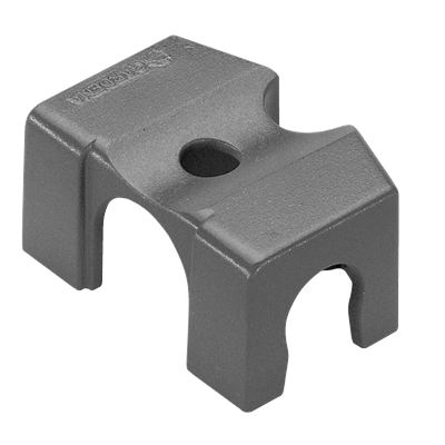"GARDENA Rohr-Klemme 13mm (1/2"") gray"