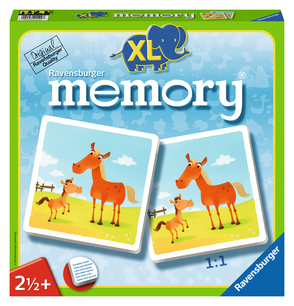 Ravensburger My first XL memory Animals