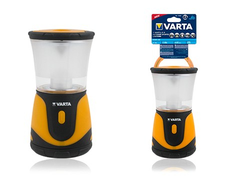 Varta Outdoor Sport Laterne LED / 90 lm / 3x AA