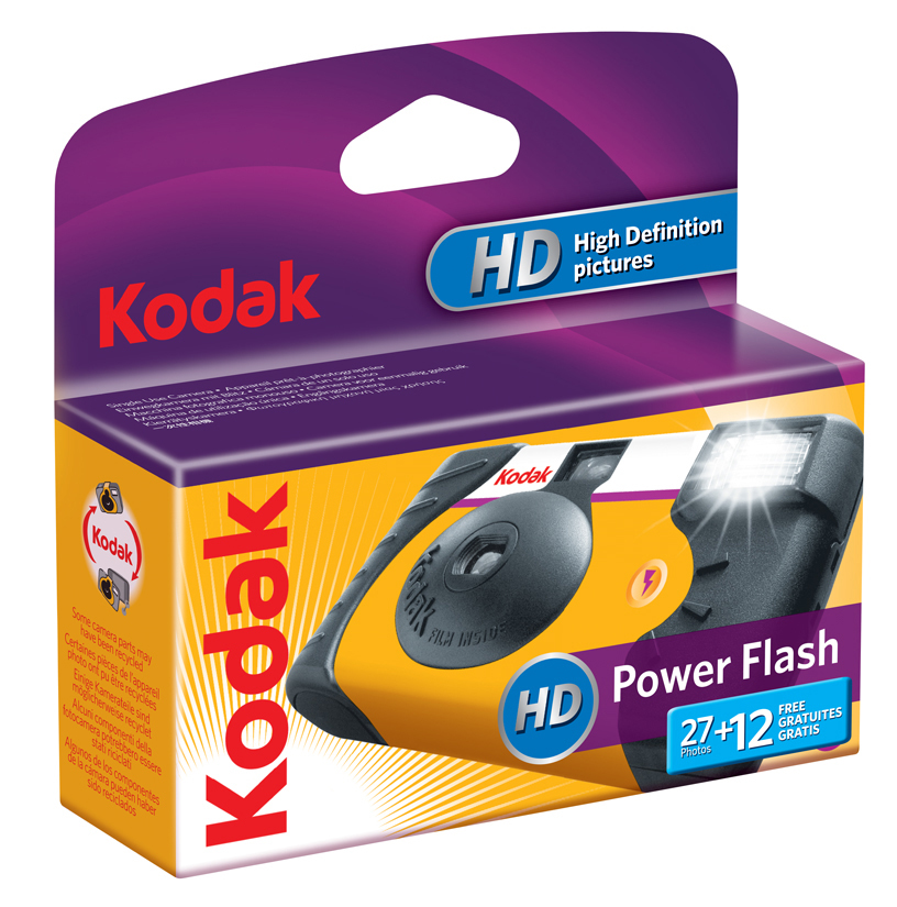 Kodak Power Flash          27+12