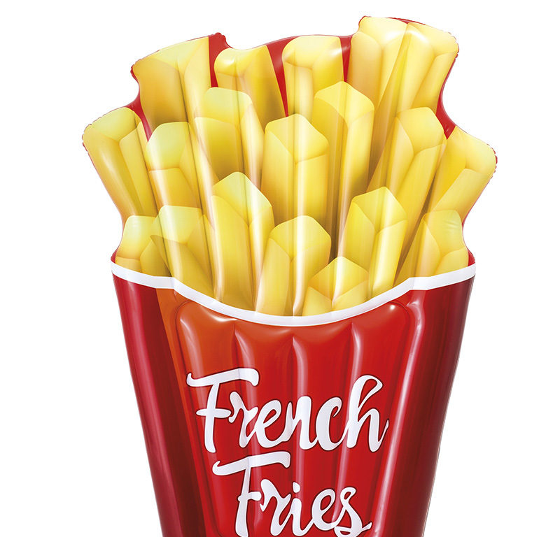 Intex French Fries Pool Float