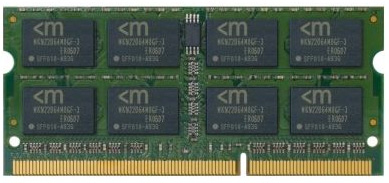 Mushkin SO-DIMM 2 GB DDR3-1066