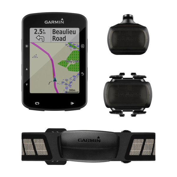 Garmin Edge 520 Plus Bundle