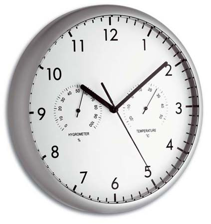 TFA 98.1072 wall clock