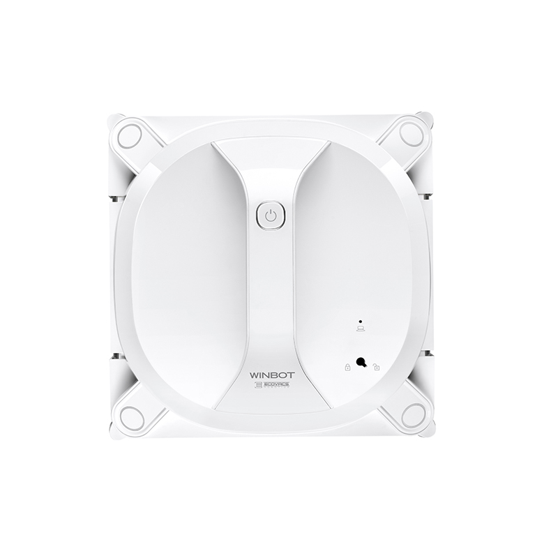Ecovacs Fenster-Saugroboter WINBOT X white