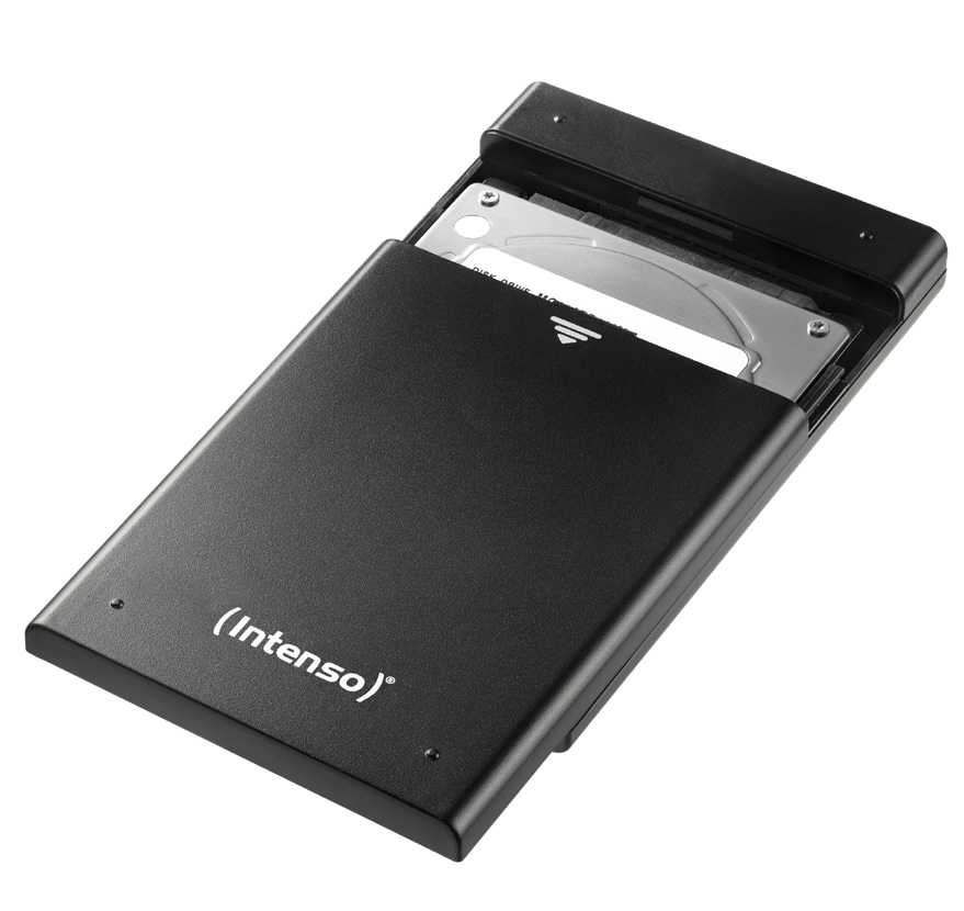 Intenso externes HDD Kit   500GB 2,5  USB 3.0 black