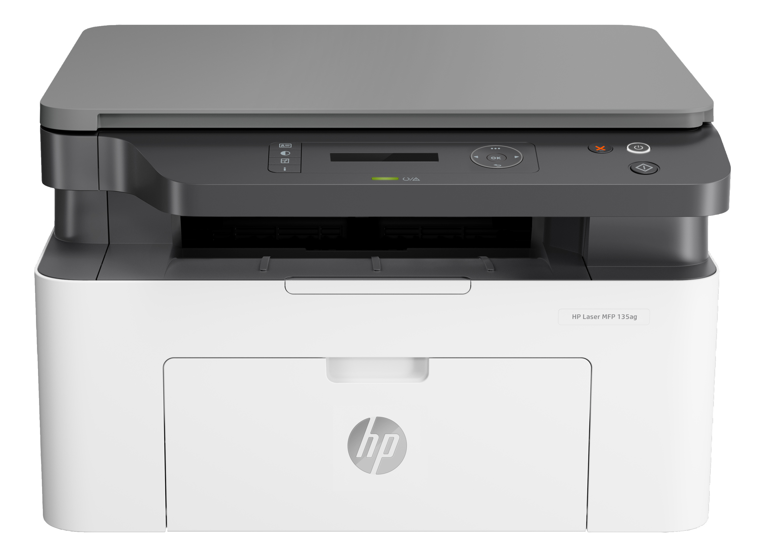 HP Laser MFP 135ag black gray