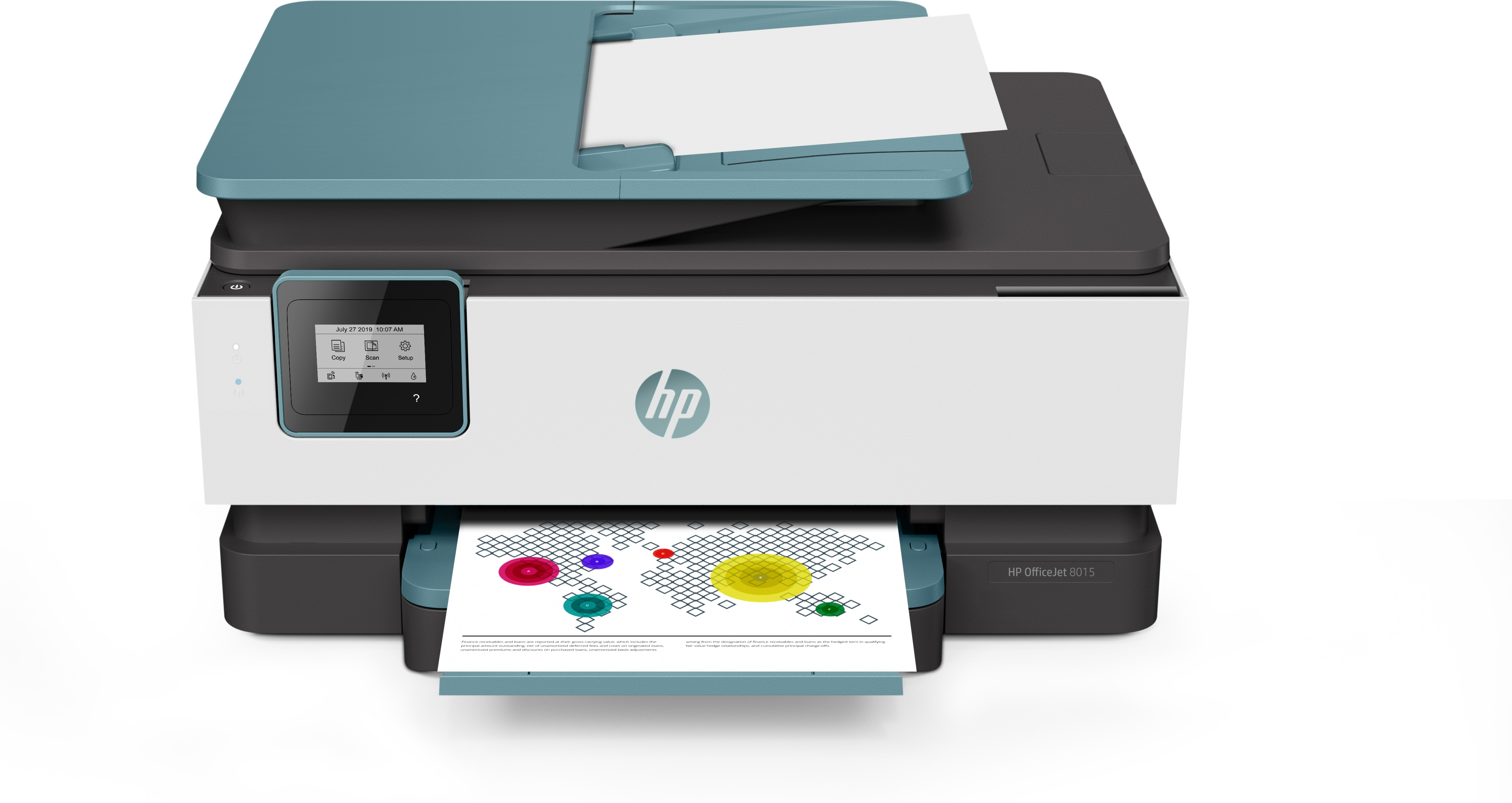 HP Officejet Pro 8015 All-in-One