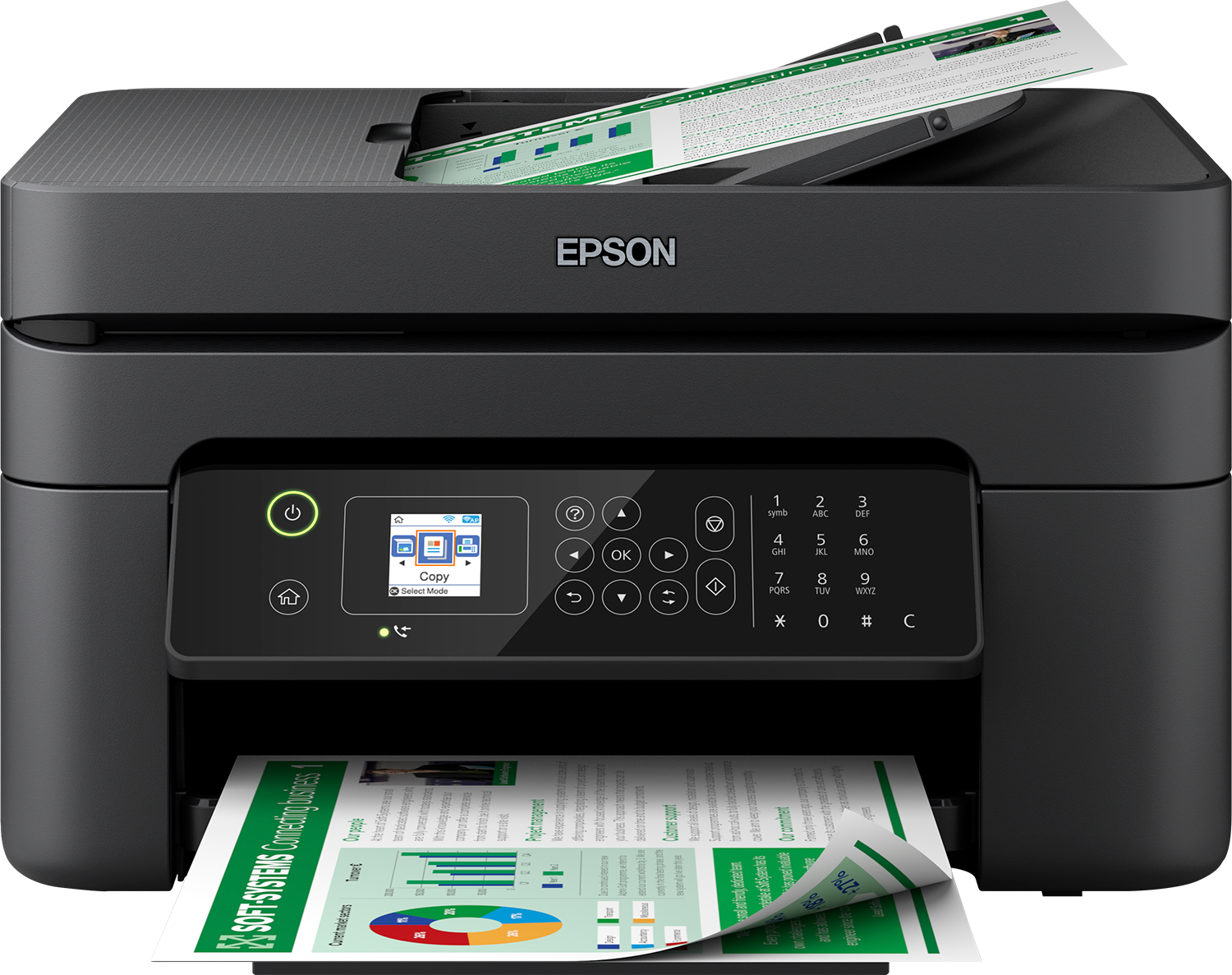 Epson WorkForce WF-2830 DWF