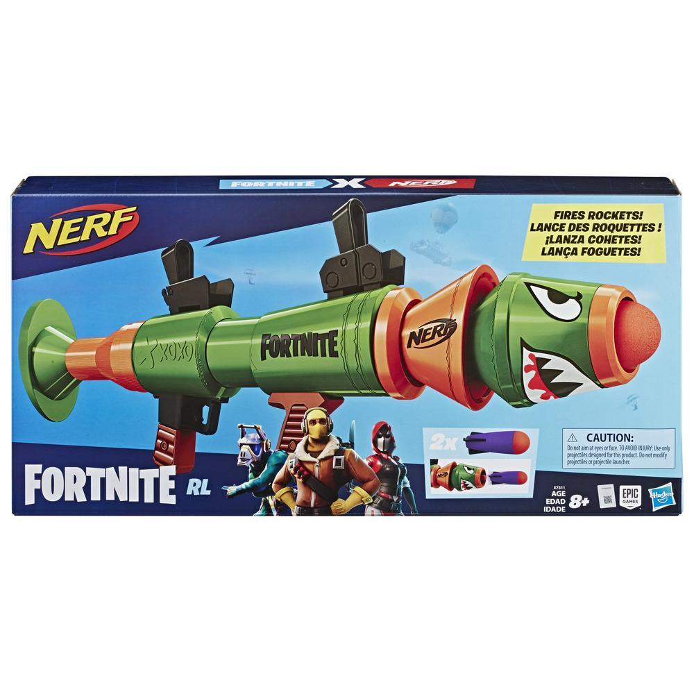 Hasbro Nerf Fortnite RL green orange