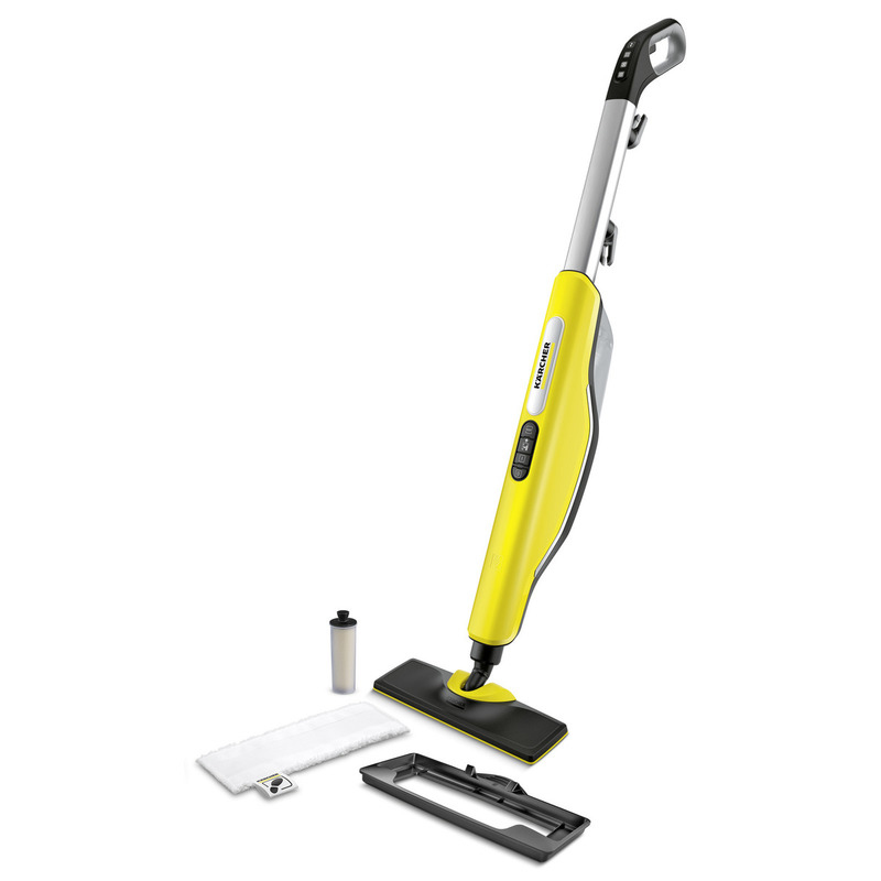 Kärcher Dampfreiniger SC 3 Upright EasyFix yellow black