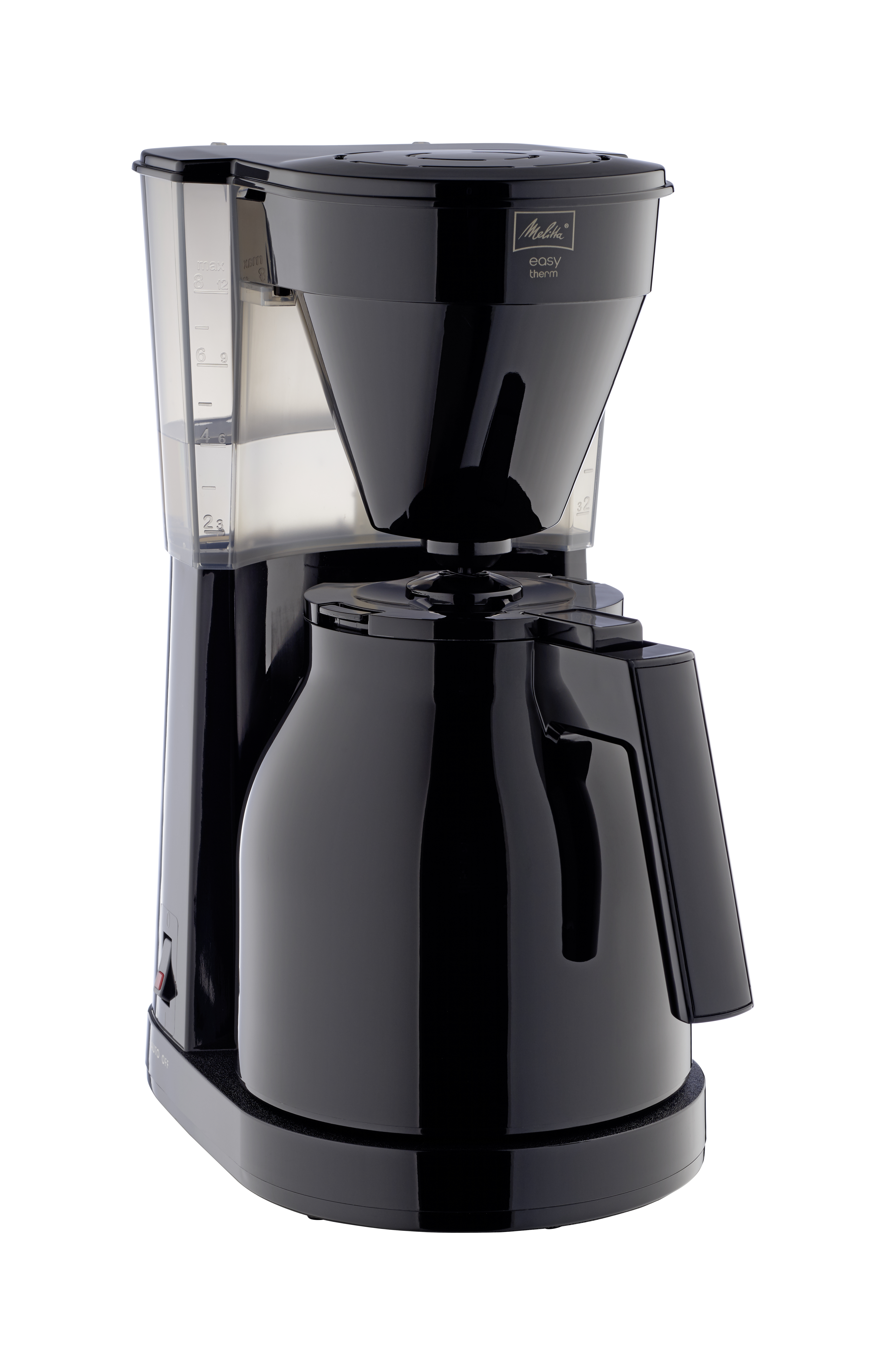 Melitta Easy II Therm black