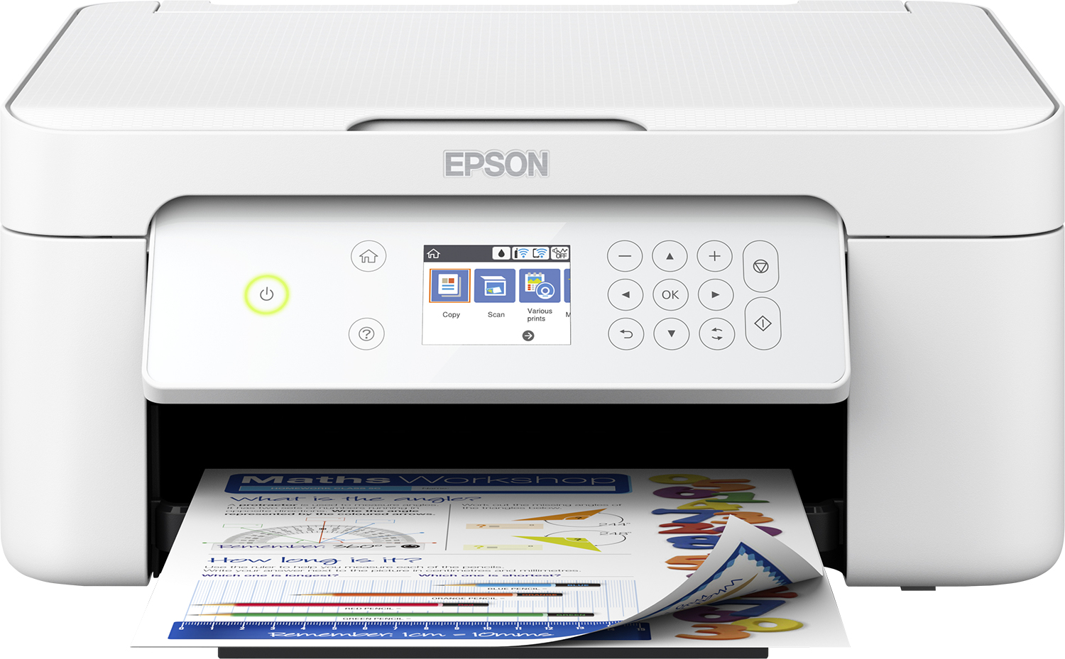 Epson Expression Home XP-4105 white