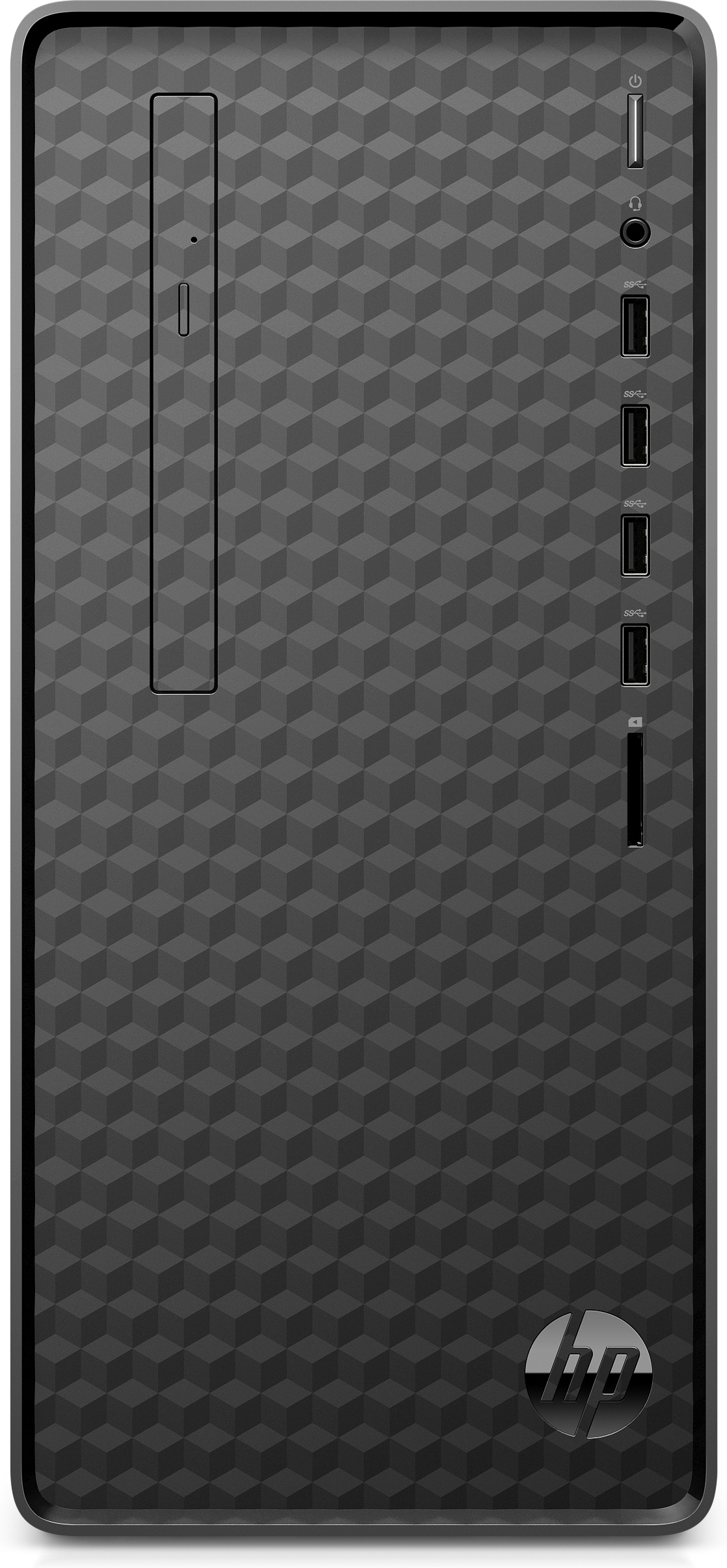 HP Desktop M01-F0000ng black