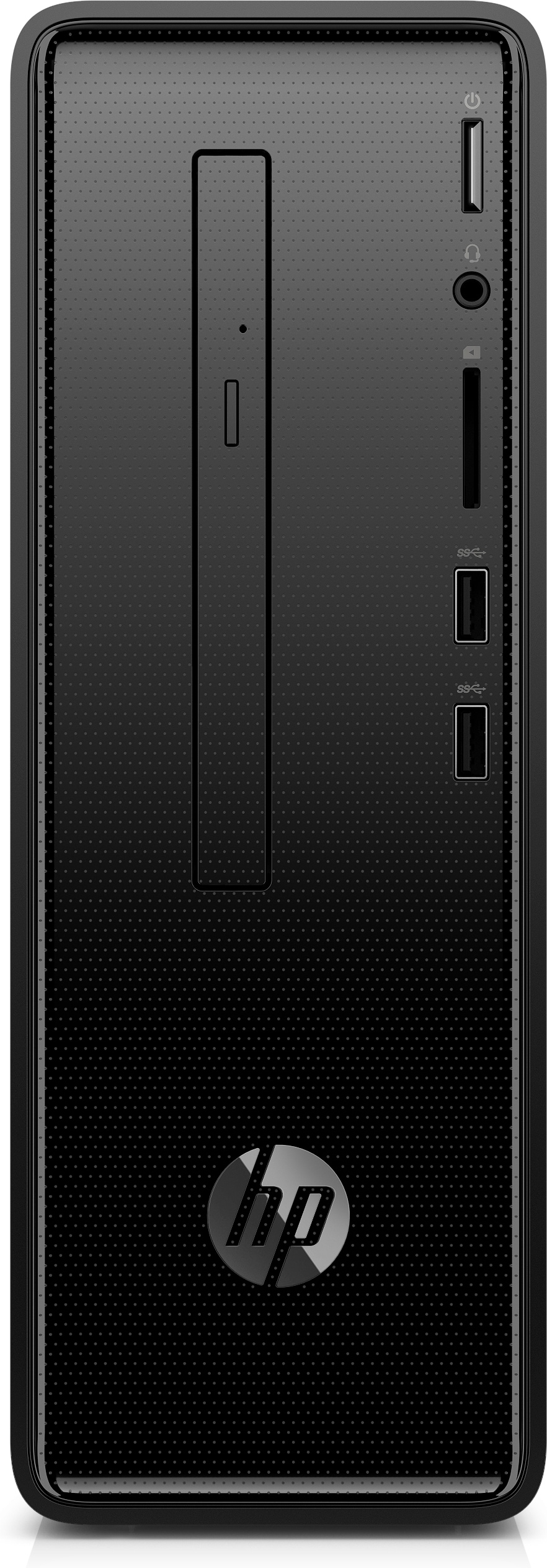 HP Slimline Desktop 290-a0505ng black