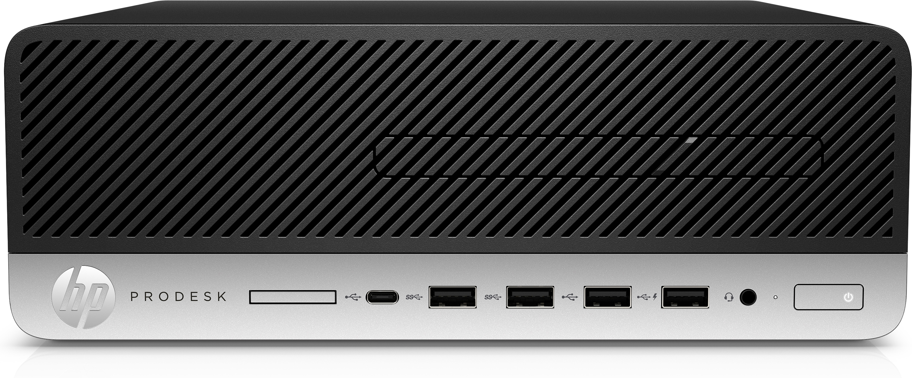 HP ProDesk 405 G4 Small Form Factor PC (9DN71EA) black silver