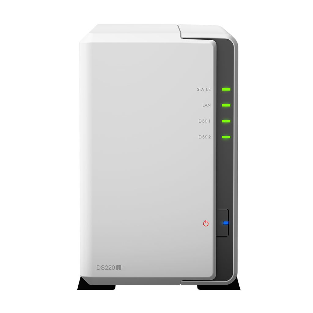 Synology DS220J white