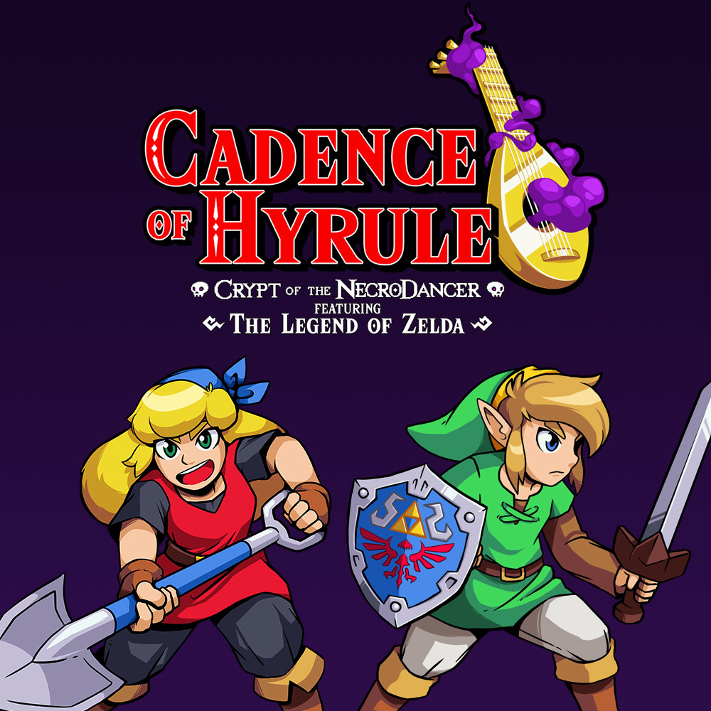 Nintendo Switch Cadence of Hyrule - Crypt of the N. Dancer