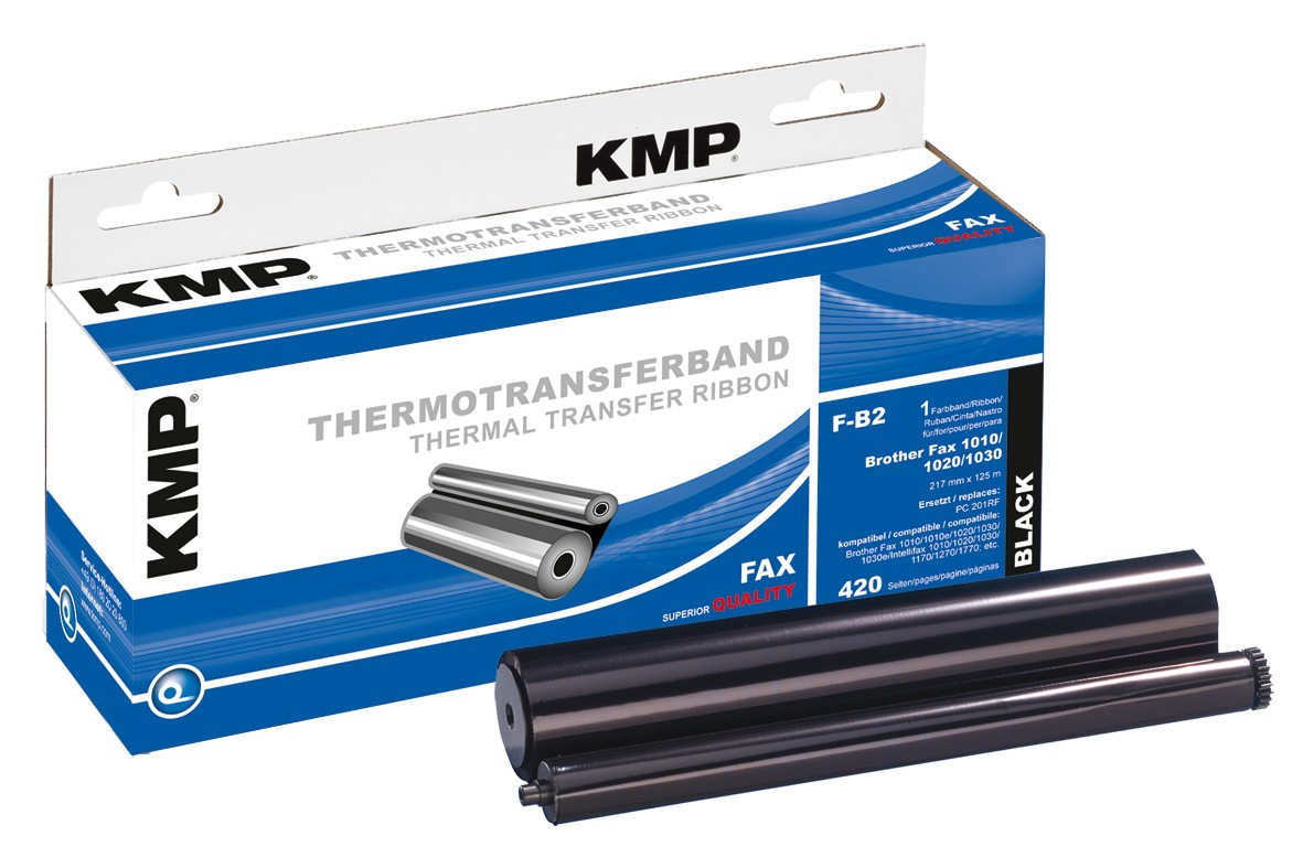 KMP F-B2 compatible with Brother PC 201RF