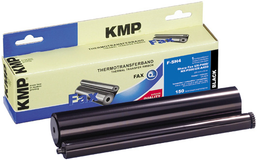 KMP F-SH4 compatible with Sharp UX-6CR